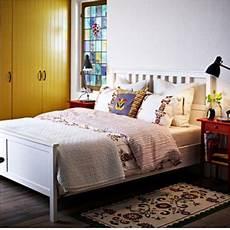 Ikea Hemnes Bed Frame White Wood Walmart