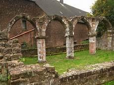 Wegeundpunkte Ruine Verenakapelle Mittelbrunn