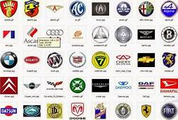 American Car Logos And Names List  Company