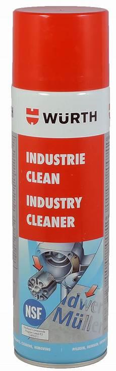 würth industrie clean w 220 rth pumpspr 220 hflasche 1000 ml 0891503001 ebay