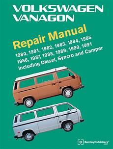 free online car repair manuals download 1989 volkswagen fox windshield wipe control front cover vw volkswagen vanagon repair manual 1980 1991 bentley publishers repair