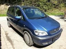 Verkauft Opel Zafira A Kombi Gebraucht 2003 250 000 Km