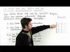 kap1 theorie 2 berechnung der zeilenstufenform einer