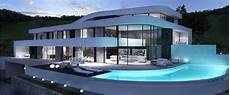 villa mit pool by lifestyle homes ag moderne spanische