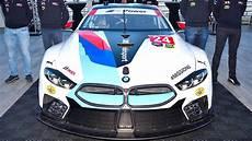Bmw M8 Le Mans - new bmw m8 gte le mans race debut rolex 24 daytona 2018