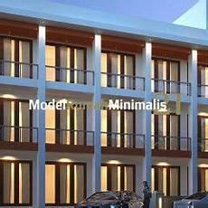 Desain Kos Kosan Minimalis 35 Kamar Minimalis Arsitek