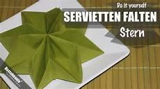 servietten falten anleitung weihnachten diy napkin
