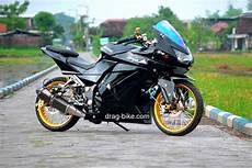 250 Karbu Modif Simple by 50 Foto Gambar Modifikasi 250 4 Tak Kontes