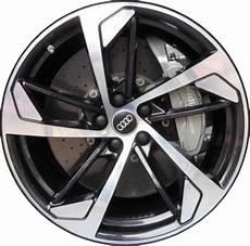 audi rs5 wheels rims wheel rim stock oem replacement