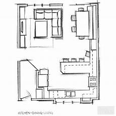 Kitchen Floor Plans For Small Kitchens by Remodel To Change Floor Plan In 2019 Open Plan Kitchen