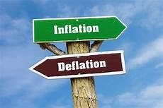 inflation und deflation inflation und deflation einfach erkl 228 rt vexcash