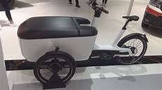 Volkswagen Cargo E Bike With Basic Box 2019 Exterior And