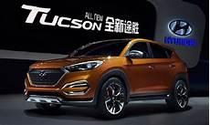 2018 Hyundai Tucson Redesign Changes Specs Interior
