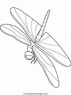 libellen 00 gratis malvorlage in libellen tiere ausmalen