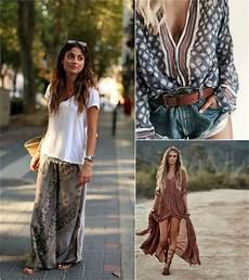 Mode Femme Boheme Chic