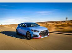 2019 Hyundai Veloster N is the Brand?s First Hot Hatch