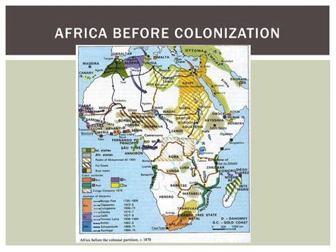 African Countries Not Colonized
