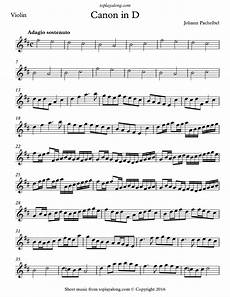 canon in d by pachelbel free sheet music for violin visit toplayalong com and get access to