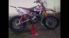 R Modif Trail by Modifikasi Motor Trail Modifikasi Motor Bebek 2tak Jadul