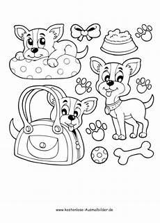 Ausmalbilder Viele Tiere Ausmalbilder Viele Kleine Hunde Tiere Zum Ausmalen