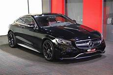 Early Mercedes S63 Amg Coupe For Sale In Dubai Gtspirit