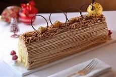 decoration de buche de noel 79271 yule dekoration log authentisch dessert anews24 org