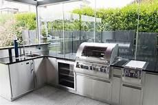 Outdoor Küche Edelstahl - massgeschneiderte outdoor k 252 chen aus edelstahl f 252 r sie
