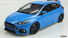 1 18 Otto Models Ford Focus Rs Review