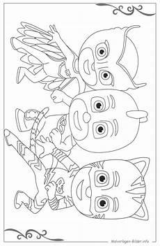 Malvorlagen Pj Masks Lengkap Pyjamahelden Kleurplaat 28 Afbeeldingen