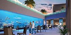 aquarium lounge luxury restaurants complex 2 48am