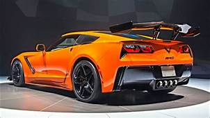 2019 CORVETTE ZR1  The Fastest Most Powerful Production