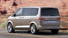 Vw T7 Rendering Imagines The Mover Based On New