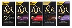 l or espresso l or espresso supremo intensity 10 nespresso compatible coffee capsules grocery