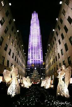 The Welcome The Rockefeller Center Tree