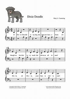 30 best easy piano sheet music for kids images pinterest