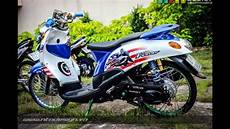 Modifikasi Fino Premium by Modifikasi Yamaha Fino Thailook Style Mothai Thailand