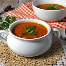 tomatensuppe aus frischen tomaten classic tomato soup from fresh tomatoes whole food