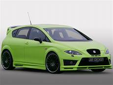 Seat Cupra R 1p - seat 1p fr cupra r facelift styled by je design