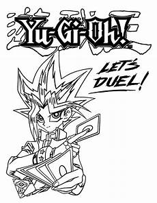 coloring page yu gi oh coloring pages 115
