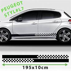 by ditox car racing stripes stickers logo sticker