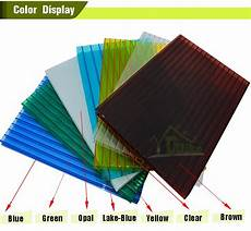 low price colored hollow lexan polycarbonate sheet for agricultural greenhouses buy hollow