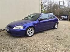 1998 Honda Civic Ej9