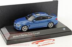 kyosho 1 43 bmw 4er 4 series f36 gran coupe blue