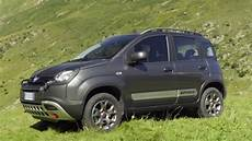 2017 fiat panda cross drive and design