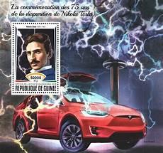 N Tesla Erfinder Auto Guinea St 396600