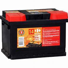 Test Carrefour N 176 14 Batteries Auto Ufc Que Choisir