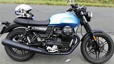 moto guzzi v7 moto vlog 28 essai moto guzzi v7 iii