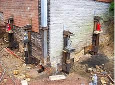 pieux de fondation foundation repairs underpinning stabilization