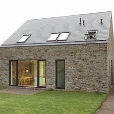 Naturstein Grauwacke House In 2019 Haus Architektur