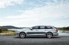 2017 volvo v90 brings luxury and style to the station